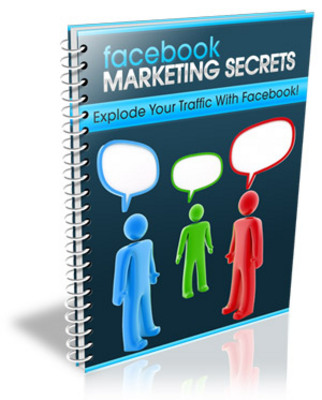 Product picture Facebook Marketing Secrets with PLR