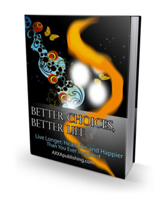 Product picture Better Choices, Better Life with PLR