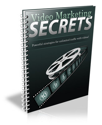 Product picture Video Marketing secret with PLR