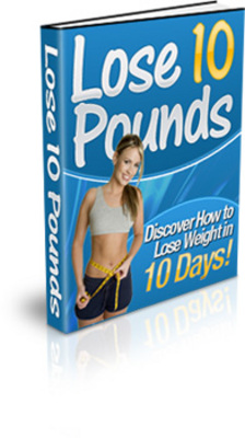 Product picture Lose 10 Pounds with PLR