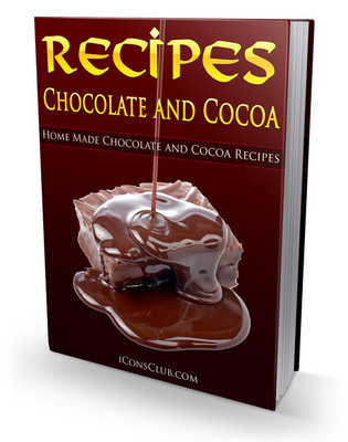Product picture Chocolate And Cocoa Recipes with PLR