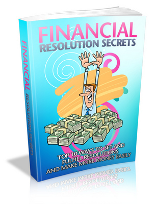 Product picture *New* Financial Resolution Secrets (MRR)
