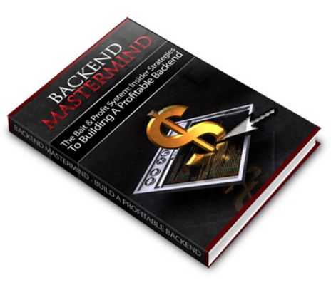 Product picture *New* Backend Mastermind eBook (PLR)
