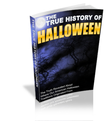 Product picture *New* The True History of Halloween eBook (PLR)