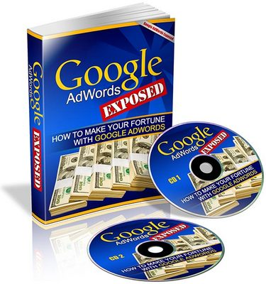 Product picture *New* Google AdWords Exposed eBook & Audio (PLR) HOT!