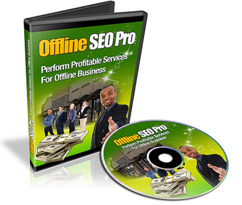 Product picture *New* Offline SEO Pro Video Series (PLR/RR)