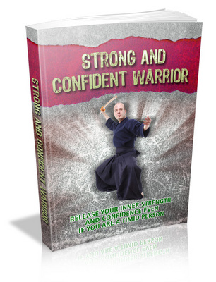 Product picture Strong And Confident Warrior (MRR)
