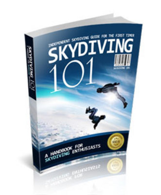 Product picture Skydiving 101 (PLR)
