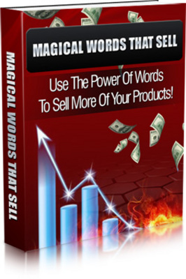 Product picture Magical Words That Sell (MRR)