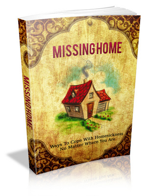 Product picture New Missing Home eBook with MRR